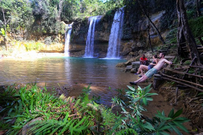 Private Tour: Waterfalls and Culture of Monte Plata